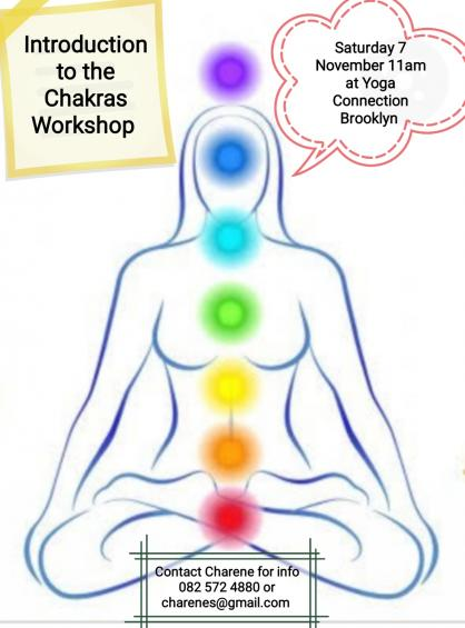 Introduction to Chakras Workshop